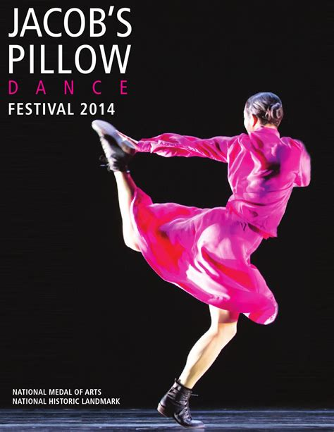 jacob s pillow festival pillow festival program book 2014 by jacob s