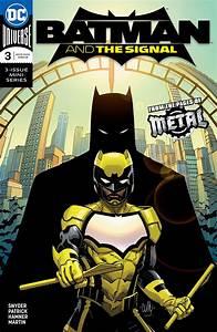 The Batman Universe  U2013 Review  Batman And The Signal  3