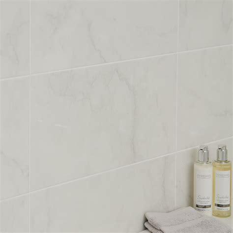 carrara brillo wall tile