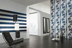 Tapeten Für Kleine Räume : bitte eintreten tapeten f r flur und diele bringt wohnen mit stil und flair ~ Indierocktalk.com Haus und Dekorationen