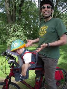 Baby Bike Seat Front Child Carrier