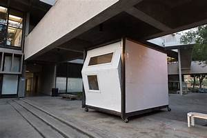 Architecture Students Design Temporary Shelter For The Homeless