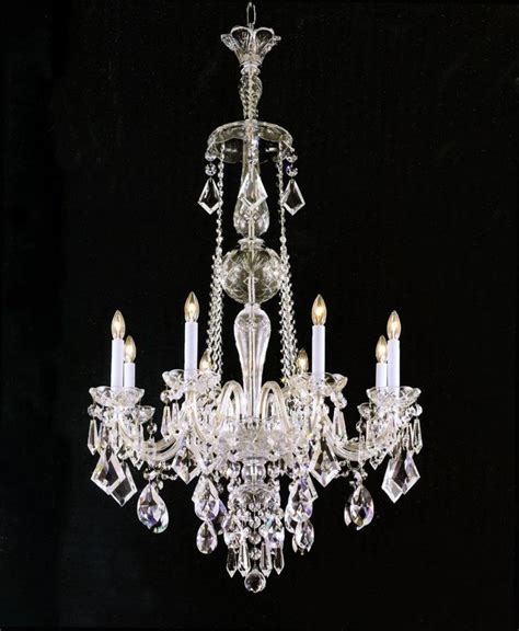 Chandeliers Glass by Chandeliers For Your Home Interior Design Paradise
