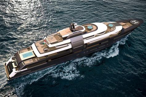 Zsyd Yacht Concept 90m — Yacht Charter & Superyacht News