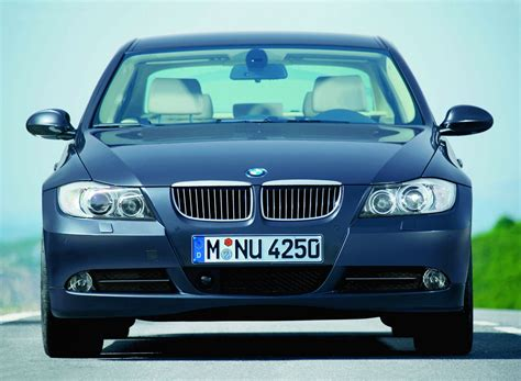 2007 Bmw 3-series Review