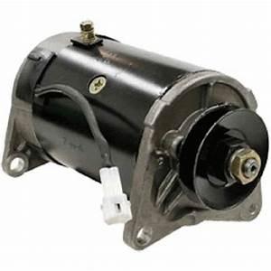 Amd Nidec Starter Generator