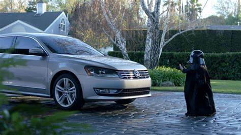 The Force Volkswagen Commercial For The 2012 Passat