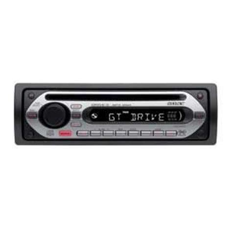 sony cdx gt20w radio cd mp3 player xplod