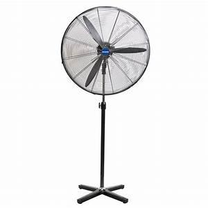 Pedestal Fan Industrial 30 U0026quot   750mm