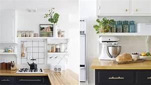 Comment organiser des etageres ouvertes dans la cuisine for Deco cuisine pour meuble de rangement