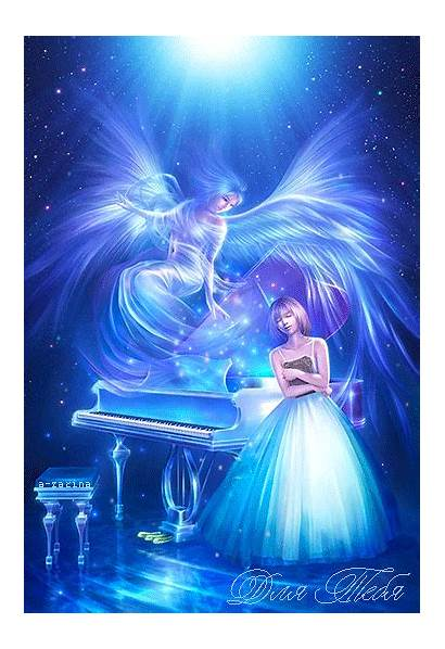 Gifs Fantasy Angel Anime Jeudi Bon Angels