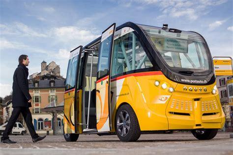 Year Of The Autonomous Bus