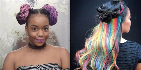 9 Creative Festival Hairstyles That'll Stun All Your