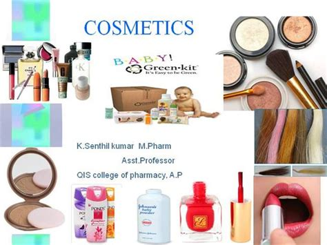 pharmaceutical cosmetics authorstream