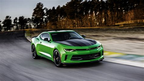 2017 Chevrolet Camaro 1le Wallpaper