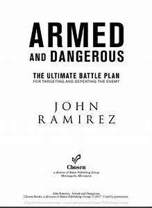 John Ramirez - Armed and Dangerous pdf - Christ End Time ...