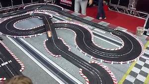 2015 Iaa Carrera Slot Car Track In Action   See Also