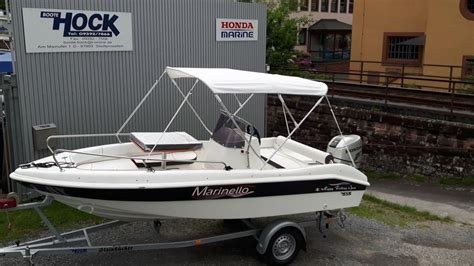 Open Fishing Boat For Sale Uk by Used Marinello Boats For Sale Boats