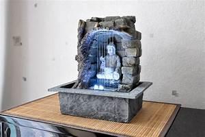 Fontaine Exterieur Zen : comment choisir une fontaine d appartement ~ Nature-et-papiers.com Idées de Décoration