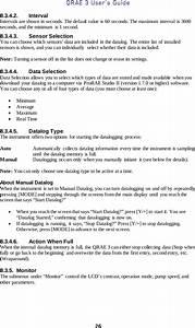 Rae Systems Qrae3 Qrae3 User Manual Qrae 3 User S Guide