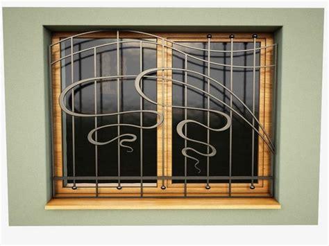 window security bars decorative wrought iron burglar bars