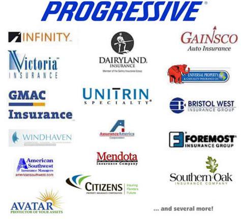 Progressive / Infinity / Gmac