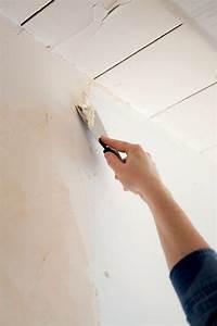Comment Coller Du Papier Peint : d coller du papier peint l 39 eau chaude diy family ~ Dailycaller-alerts.com Idées de Décoration