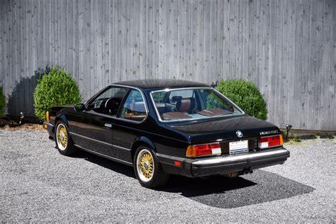 1985 Bmw 635 Csi 635csi