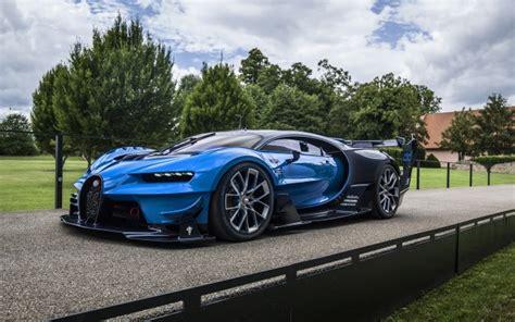 Bugatti Chiron Gt Vision by Bugatti Chiron And Vision Gran Turismo To Monterey