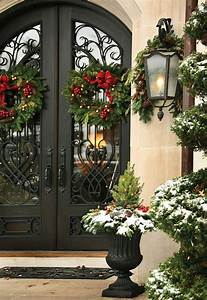 Outdoor, Curb, Appeal, Holiday, Decorating, Ideas, For, Christmas