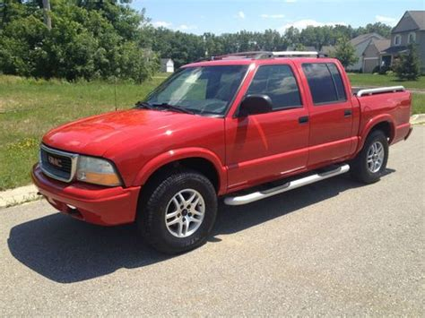 how make cars 2002 gmc sonoma electronic valve timing sell used 2002 gmc sonoma zr5 4 door 4x4 sls 70k loaded 4 3 liter v6 no reserve in linden