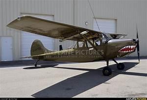 N4583V - Private Cessna L-19/O-1 Bird Dog at Chino | Photo ...
