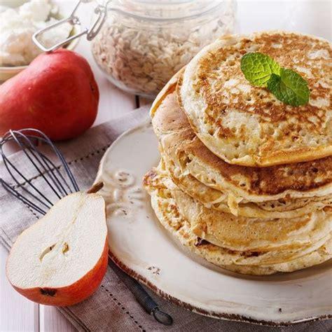 pancakes cuisine az pancakes aux flocons d 39 avoine de ma grand mère cuisine az