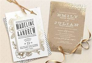 our favorite wedding invitations from minted a 3500 With minted invitations wedding website