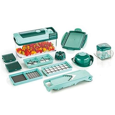 kitchen dicer with accessories nicer dicer fusion chopper slicer in pakistan hitshop pk 8036