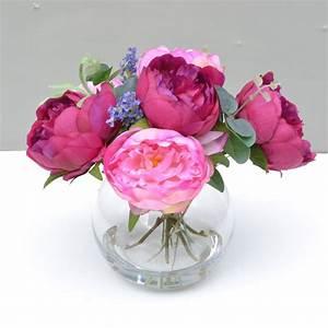 Vases Design Ideas: Artificial Flower Arrangements You