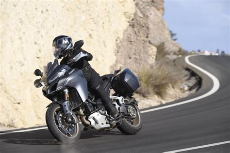 multistrada 1260 s ride ducati multistrada 1260 s review visordown