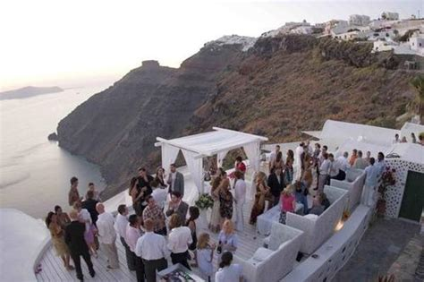 The Dream Of A Destination Wedding In Greece Possible