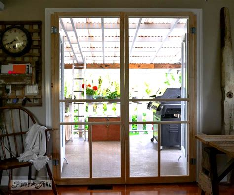 installing wood installing screen doors on doors easy and cheap