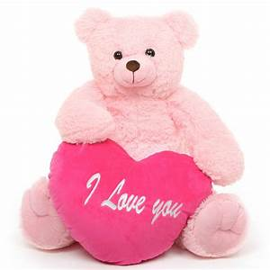 Download Big Pink Teddy Bear Wallpapers Gallery