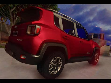Jeep Renegade Modification by Gta San Andreas Jeep Renegade 2017 Mod Gtainside
