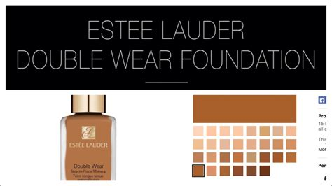 estee lauder foundation colors 168 estee lauder wear foundation