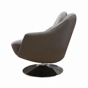Fauteuil Pivotant Design : fauteuil design pivotant maison design ~ Teatrodelosmanantiales.com Idées de Décoration