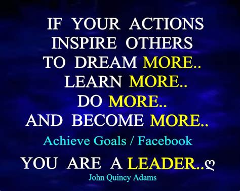 Inspiring Others To Achieve Goals Quotes. QuotesGram