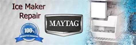 maytag ice maker repair