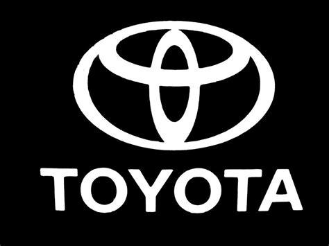 Toyota Logo Car Vinyl Decal Sticker 050z