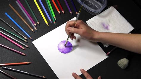 how to use water color pencils colored pencil how to use water soluble colored pencils