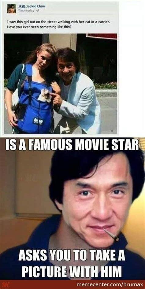 Chan Meme - 20 funny jackie chan memes wapppictures com
