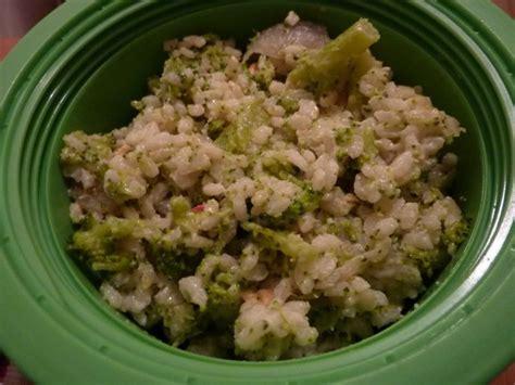 cuisiner les brocolis frais risotto brocolis saumon parmesan la cuisine au fil d