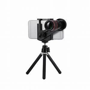 Lensa Tele 12x Zoom